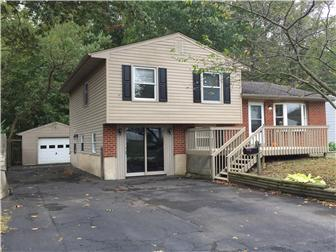 Sold house New Castle City, Delaware
