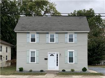 Sold house Harrington, Delaware