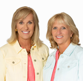 Linda Hanna and Kathy Eddins Photo