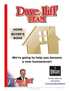 Click the photo to see a preview of the Dave Iliff Team's extensive HOME BUYER'S BOOK!